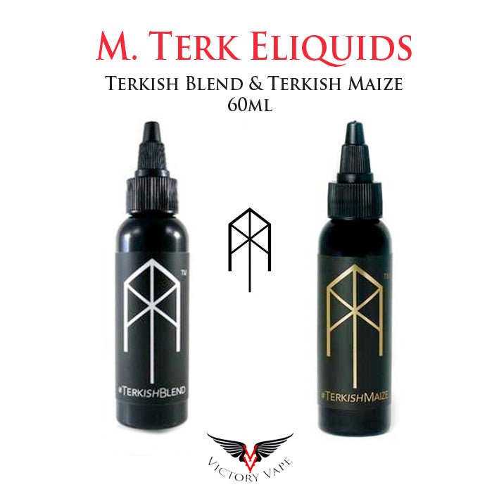Terkish Maize Terkish Blend Terk M. Terk