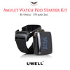 Uwell Amulet 10w Watch Pod Starter Kit • 370mAh 2ml