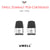 Uwell Zumwalt Pod Replacement Cartridges • 2 pack 1.6ml