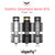 Vapefly Siegfried Mesh RTA • 7ml 25.2mm