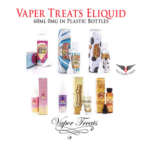 Vaper Treats Eliquid • 60ml 0mg