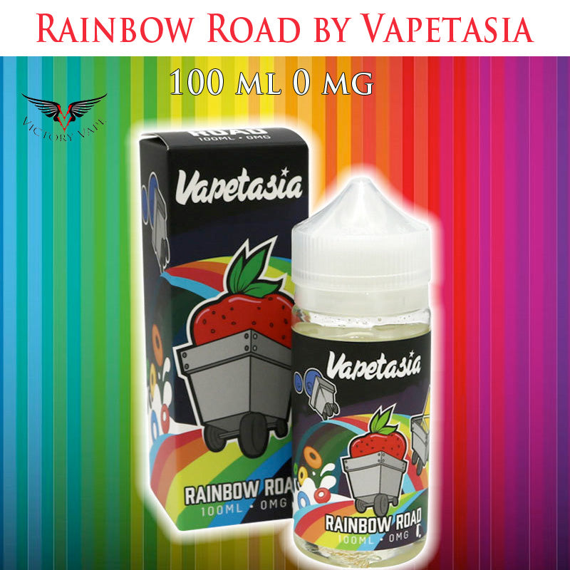 Rainbow Road by Vapetasia • 100ml 0mg