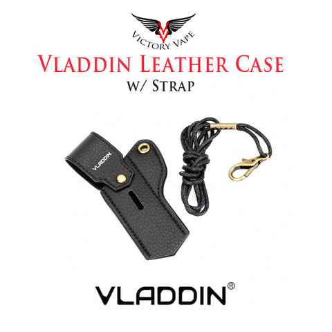 VLADDIN Pod Leather Case w/ strap