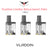 Vladdin Chopin Pod Replacement Cartridges • 3 Pack