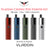 Vladdin Chopin Pod Starter Kit • 500 mAh 1.5ml USB-C charging