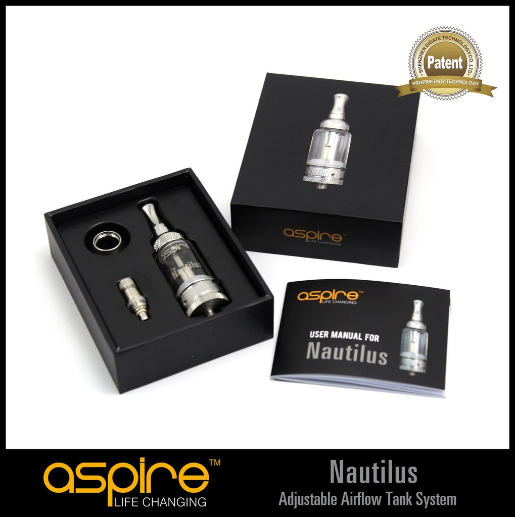 Aspire Nautilus BVC Clearomizer (Authentic)