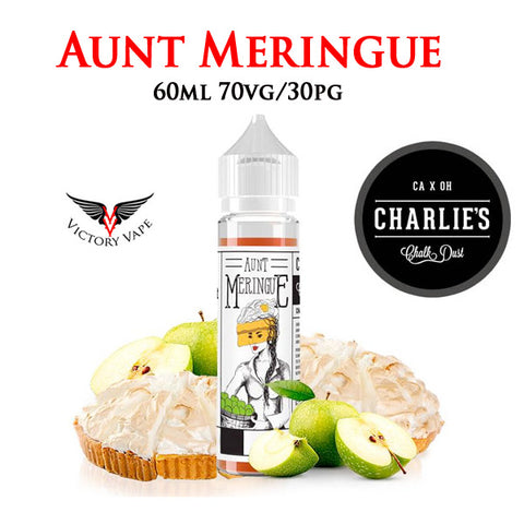 Aunt Meringue • Apple Meringue by Charlie's Chalkdust • 60ML
