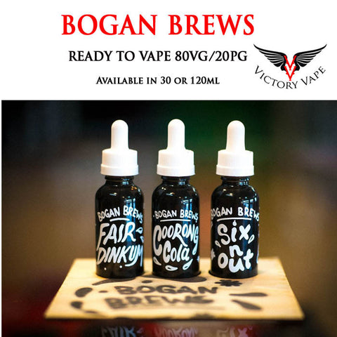 Bogan Brews • Ready to Vape