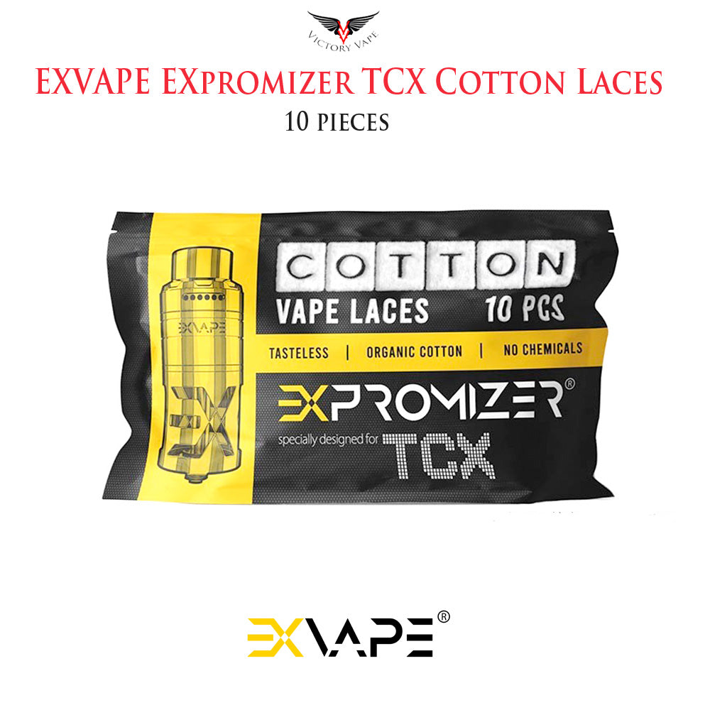 Exvape Expromizer TCX Cotton Laces