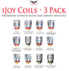IJOY Coils • 3 Pack (Captain/Diamond/Katana/Avenger)