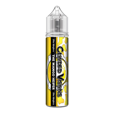 Clouded Visions Eliquid 60ml 70VG 30PG (AUS WA)