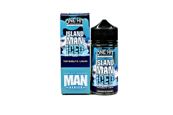 One Hit Wonder E-juice • 100 ml 0 mg with 2 empty Unicorn Bottles
