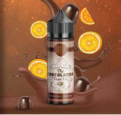 Chocolatier Vape Co Eliquid 100ml Australian 70VG/30PG