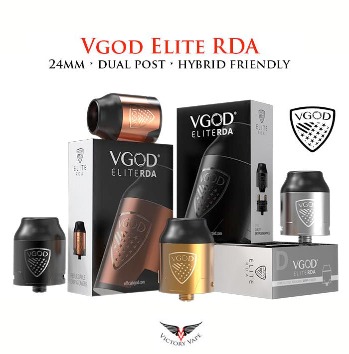 VGOD Elite RDA • 24MM