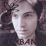 """ALEX BAND"" EP - SIGNED for YOU by the man himself!"