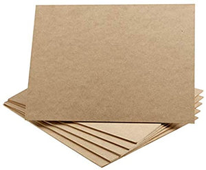 MDF board - 4mm thick