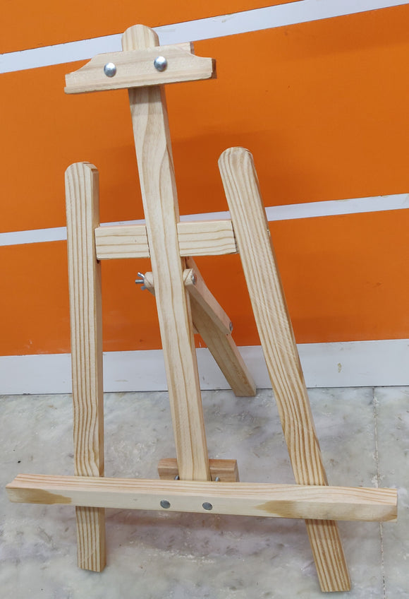Adjustable Table top Wooden Easel Stand
