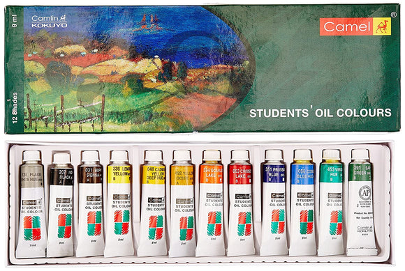 Camel Student Oil Color