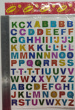 Kids Albhabet & Numbers sticker