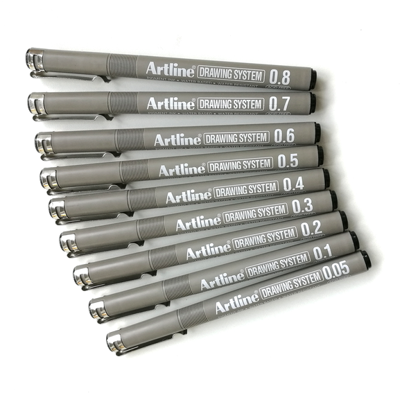 Artline Drawing System Pen
