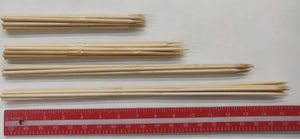 Bamboo Skewers - Thick stick