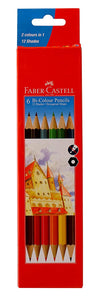 Faber Castell BiColor Pencils