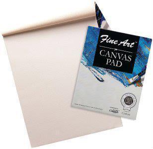 Fine Art Canvas Pad