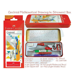 Faber Castell Geometry Box