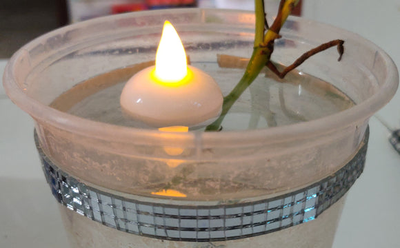 LED Foating Candle