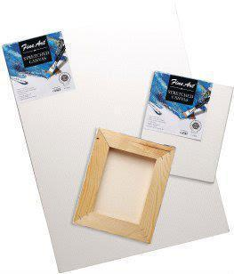 Fine Art Stretched Canvas Boards