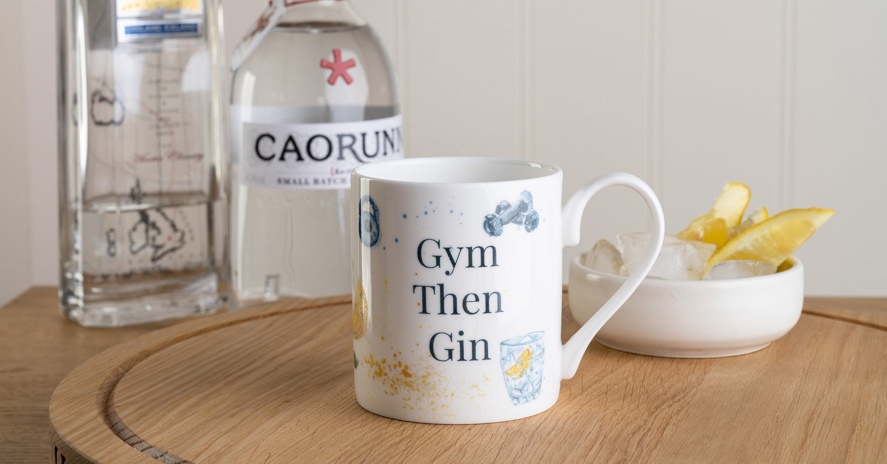 Five gin-credible mugs to celebrate International Gin and Tonic Day | Mclaggan
