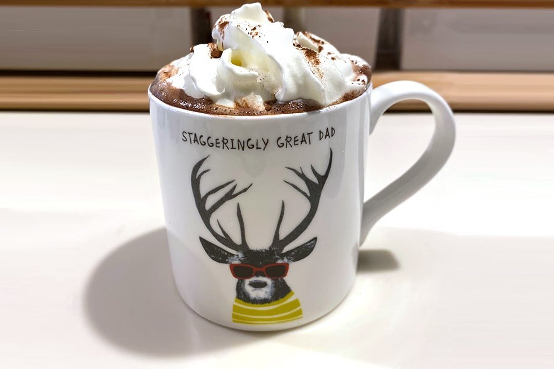 Simply delicious vegan hot chocolate | Mclaggan