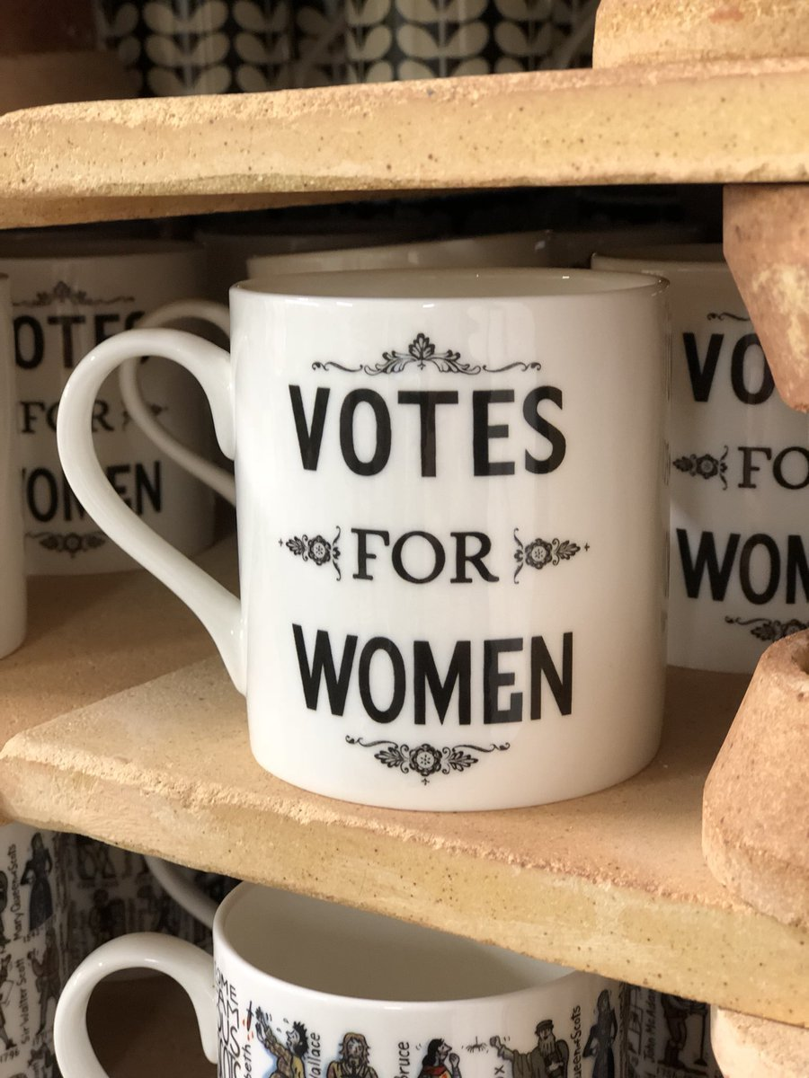 Votes for Women design featured in pop-up exhibition | Mclaggan