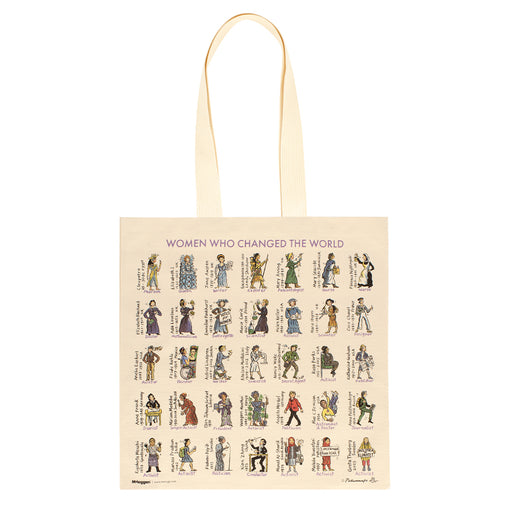 Women Who Changed The World Tote Bag-Tote-Mclaggan