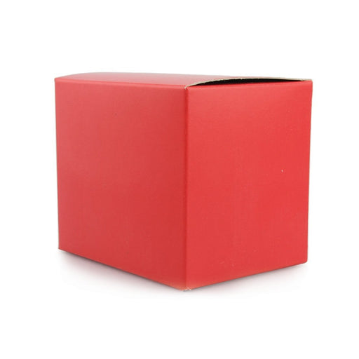 Plain Red Gift Box - vendor-unknown - Mclaggan