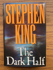 Stephen King THE DARK HALF First Edition 1st Printing 1988 EXCELLENT Hardcover