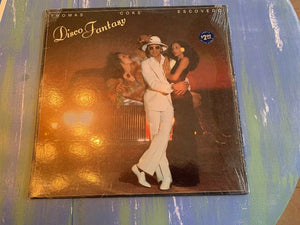 "Thomas ""Coke"" Escovedo  ""Disco Fantasy""  Latin Disco LP Mercury 1132 In Shrink"