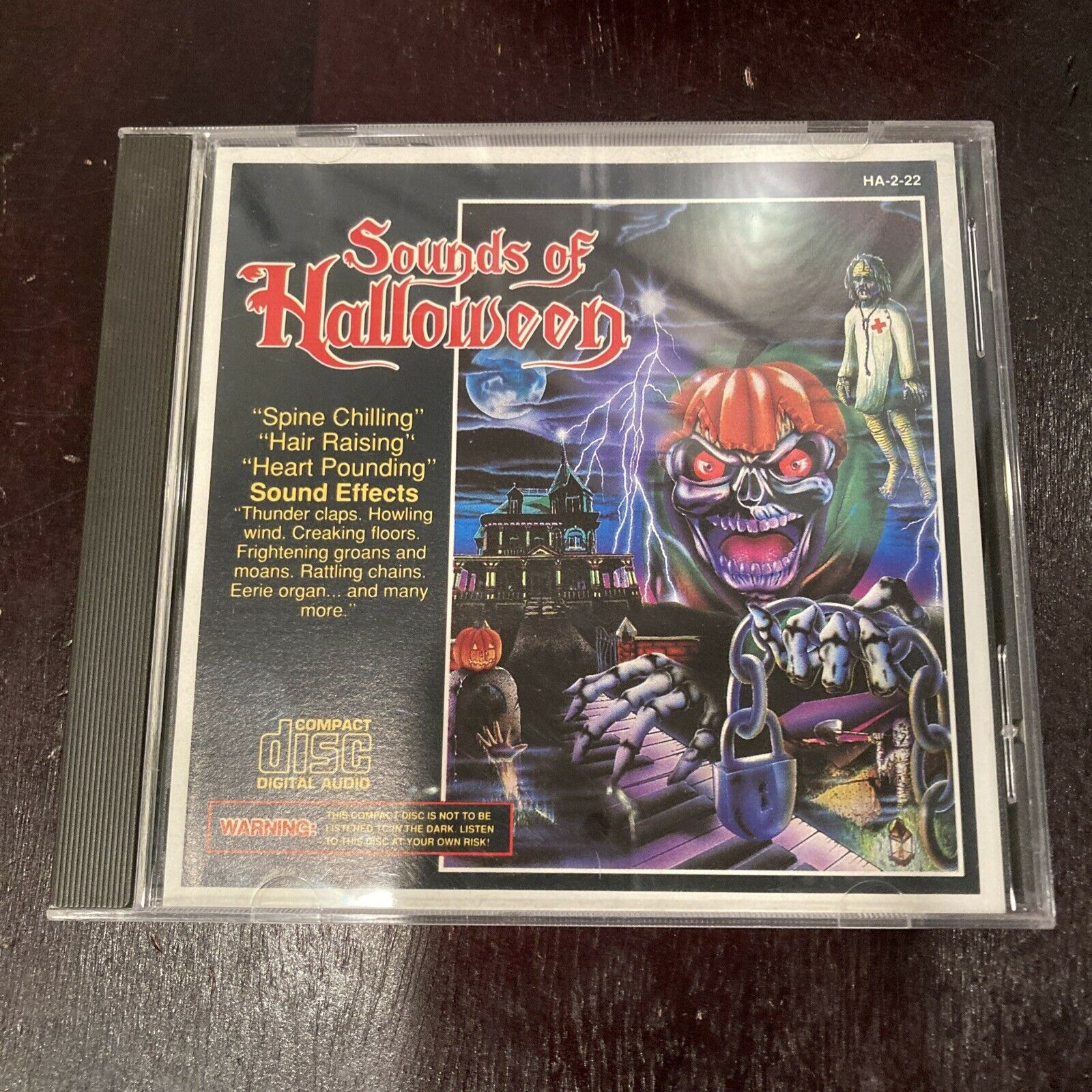 Sounds Of Halloween - Audio CD By Various Artists - VERY GOOD
