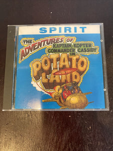 "SPIRIT ""KAPTAIN KOPTER & COMMANDER CASSIDY IN POTATO LAND"" - RARE CD Chord"