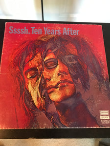 Ten Years After ‎– Ssssh. Vinyl, LP Deram ‎– DES 18029
