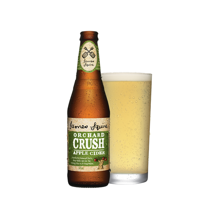 James Squire Orchard Crush