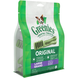 Gâteries Dentaires Greenies Original 12 onces