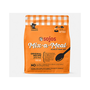 Sojos Original Mix a meal 10 lbs