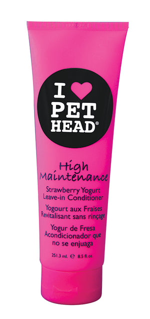 Conditionneur Pet Head sans rinçage
