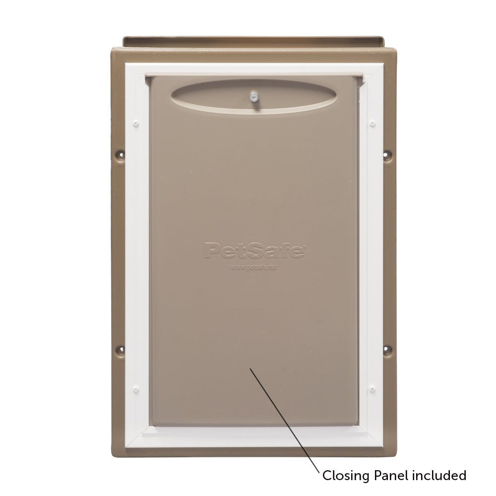 petsafe door, wall