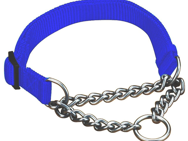 Collier Martingale Bleu