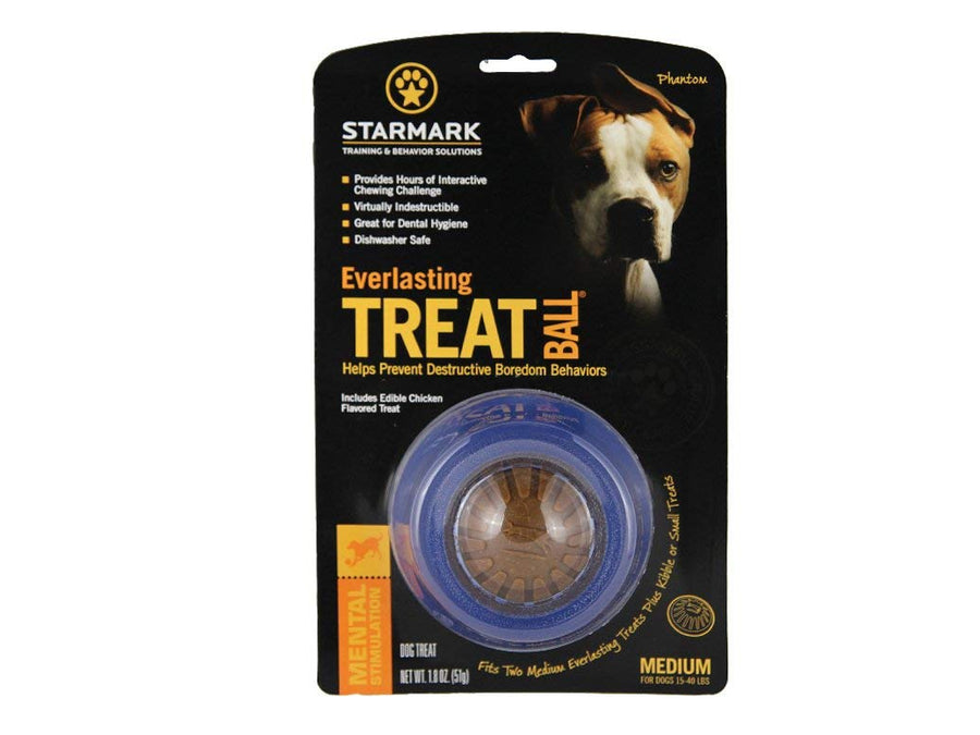 Jouet Pour Chiens Starmark Everlasting Treat Ball
