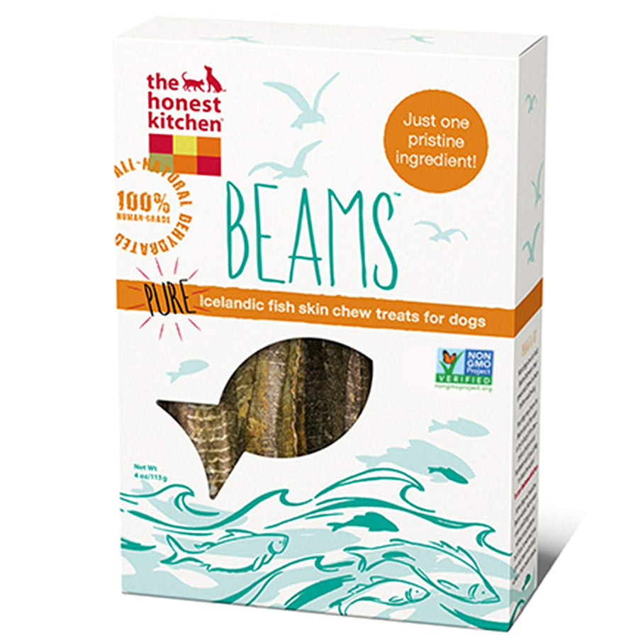 Bâton de poisson Beams Fish Skin Chews