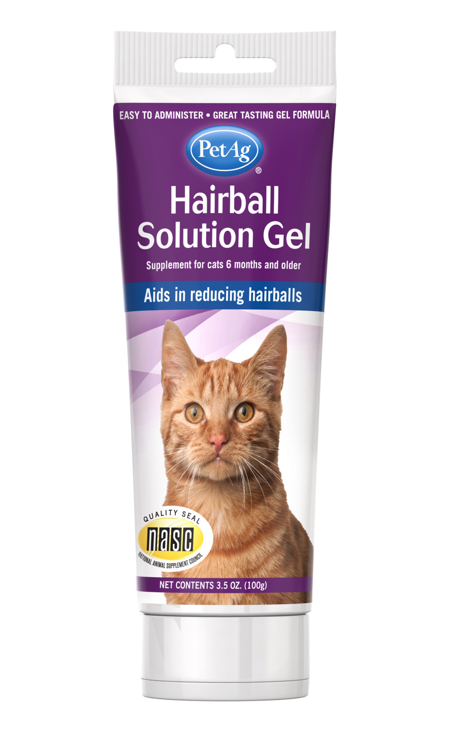 Hairball solution Gel - boule de poils
