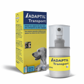 Adaptatil Transport pour chiens 20ml